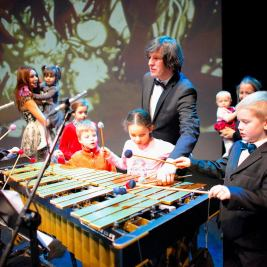 Детский концерт в Хельсинки