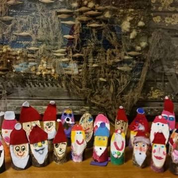 Joulupukki_Santa Claus_Rovaniemi_AntonenPalvelu_2019_Finland_Lapland_art