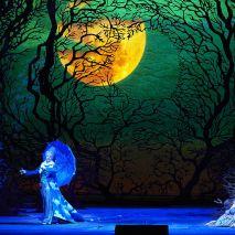 Рождественская детская опера Энгельберта Xумпердинка «Гензель и Гретель» (сказка братьев Гримм «Пряничный домик»), в Венском Государственном оперном театре.